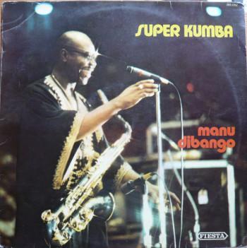 DIBANGO Manu 1974 Super Kumba