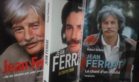 Les livres de Pantchenko, BellaÏche et Belleret (photo MK)