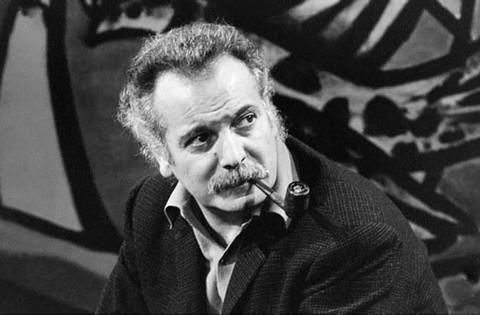 Georges Brassens (photo non créditée)