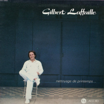 LAFFAILLE Gilbert 1978 Nettoyage de printemps