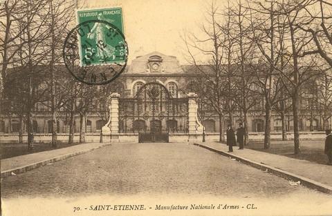 La Manufacture Nationale d'Armes de Saint-Etienne