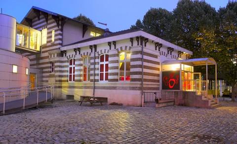 Le Hall de la chanson, à Paris (photo non créditée)