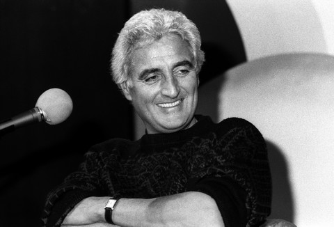 Jean-Loup Dabadie (photo Radio-France Philippe Rochut)