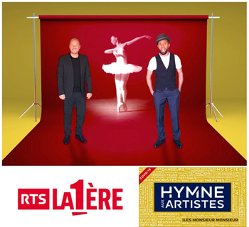 LES'MONSIEUR MONSIEUR 2020 Hymne aux artistes