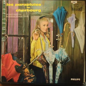LesPARAPLUIES DE CHERBOURG 1964