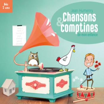 HUMENRY Jean 2020 chansons-et-comptines-de-mon-enfance