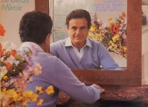 Guy Béart, comme dans un miroir (pochette de disque)