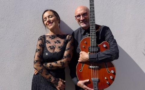 Patrizia Poli et Pascal Arroyo (photos Dominique Degli-Esposti)