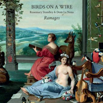 BIRDS ON A WIRE 2020 Ramages