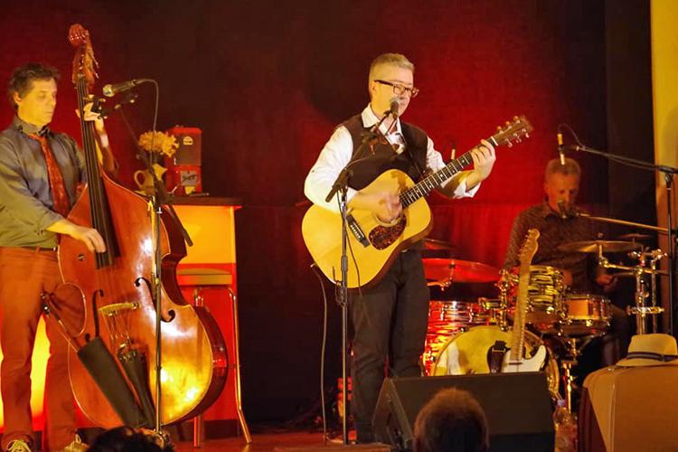 FredOberT en concert