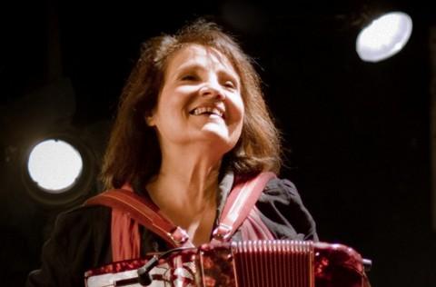 Michèle Bernard (photo Jeanne Garraud)