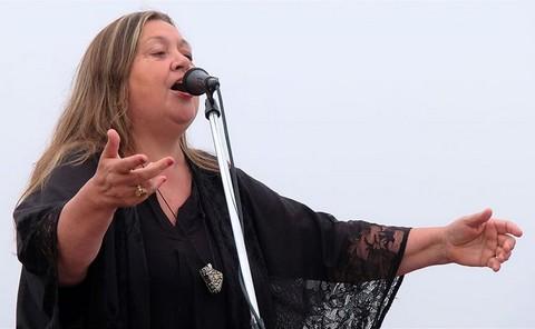 Sandra Le Couteur (photo non créditée)