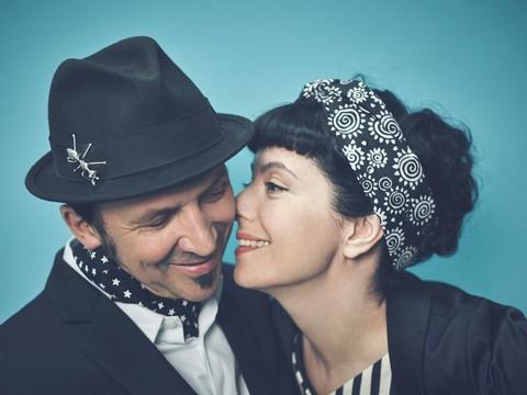 Thierry Chazelle et Lili Cros