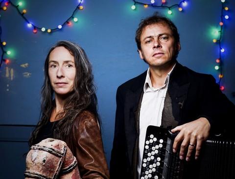 Raphaëlle Garnier et Jean-Marc Le Coq (photo non créditée)