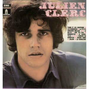 Clerc 1968 Julien Clerc