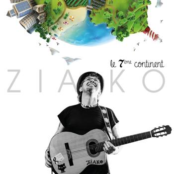 Ziako 2020 7eme continent