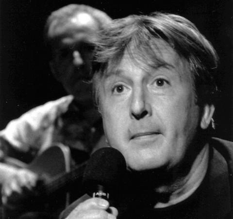 Gilbert Laffaille (photo Anne-Marie Panigada, 2001)