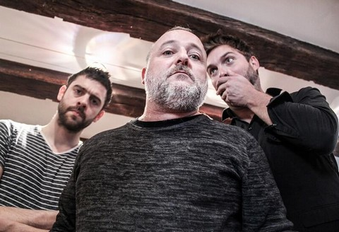 Les Idiots (photo de presse non créditée)