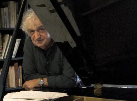 Michel Boutet (photo Philippe Micheau, extraite de la pochette du disque)