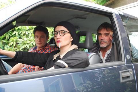 Le Lila Tamazit trio (photo de presse non créditée)