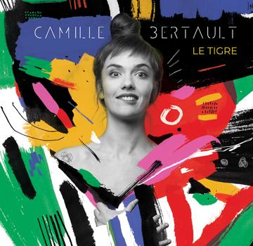 Camille Bertaut le_tigre album cover web