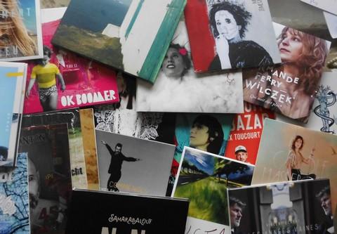 (photo MK - Les disques sur cette photo ne correspondent pas à ceux évoqués dans l'article)