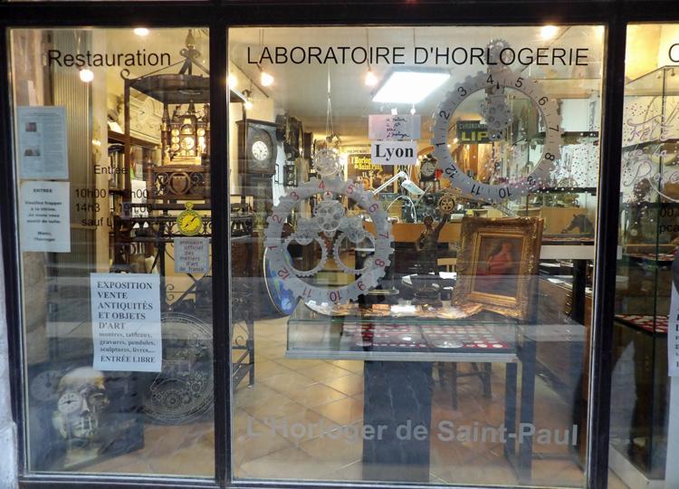 Atelier à Lyon Photo d'illustration Pour Bertrand Tavernier ©Catherine Laugier
