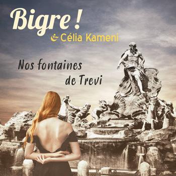 BIGRE Célia Kameni 2021 Nos fontaines de Trévi