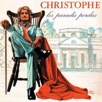 CHRISTOPHE 1973 Les-Paradis-perdus