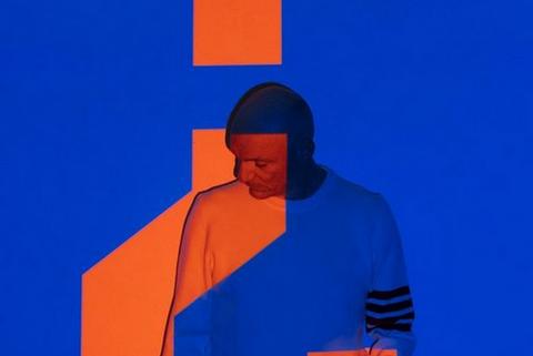 Gaëtan Roussel (détail de la pochette du nouvel album)