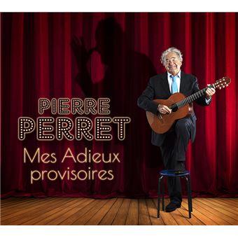 PERRET 2021 Pierre Mes-Adieux-provisoires-Edition-Limitee