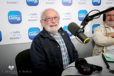 André Brillaud (photo Radio-Gatine)
