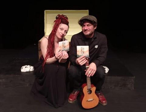 Émilie Charreau et Guyom Touseul (photo non créditée tirée de son facebook) .