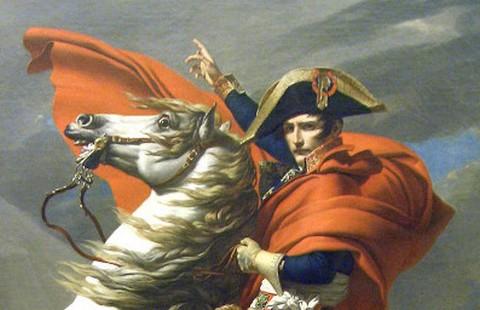 Tableau de Jacques-Louis David (extrait)