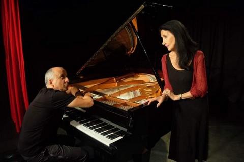 Sébastien Jaudon et Natasha Bezriche (collection personnelle Natasha Bezriche)