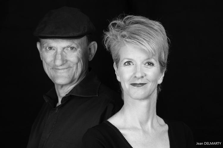 Gwen Soli et Monsieur G ©Jean Delmarty
