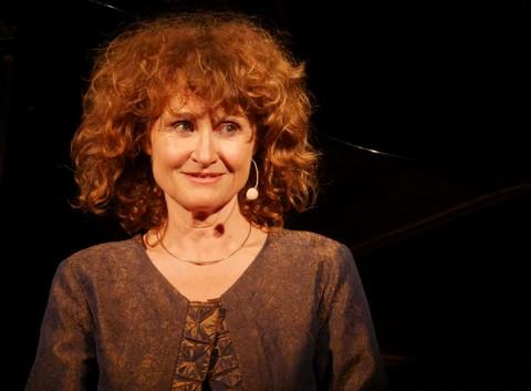 Véronique Pestel (photo Claude Gaspari)