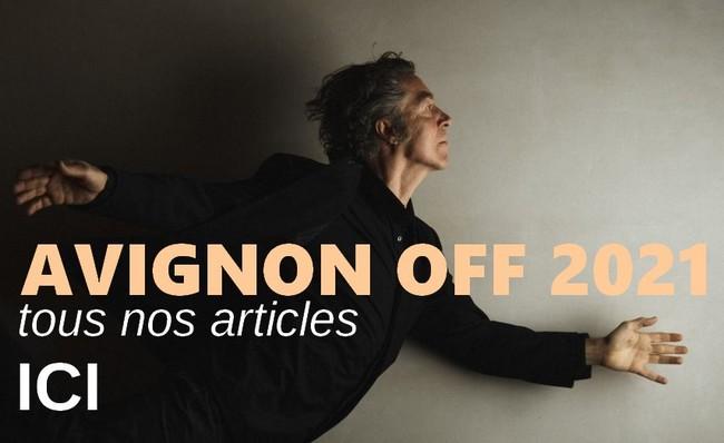 pastille Avignon OFF 2021