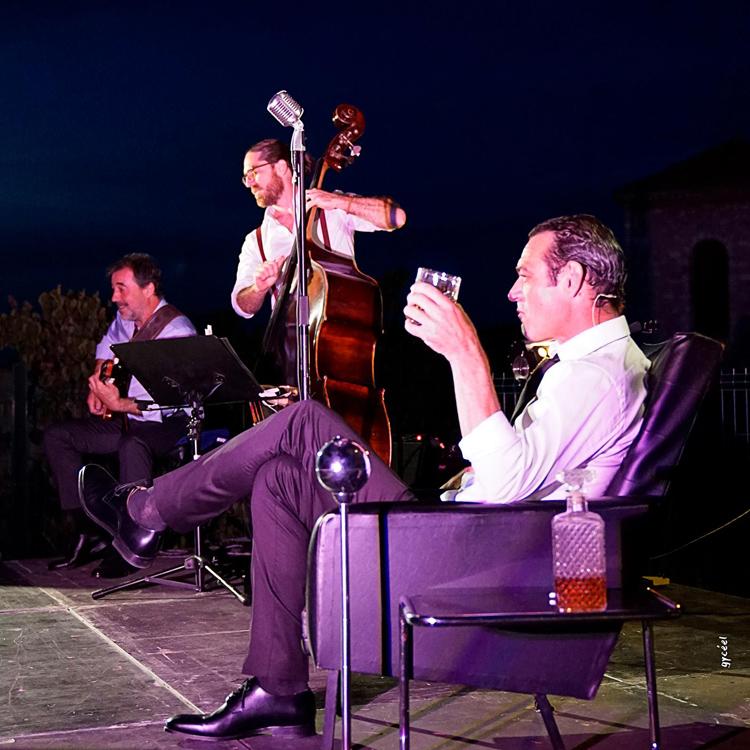 Gainsbourg confidentiel en trio à Bouc Bel Air Photos ©Gycéel
