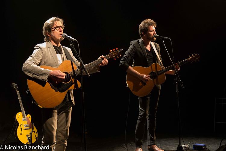 Kent et Frédéric Bobin à la MJC de Venelles Photos ©Nicolas Blanchard
