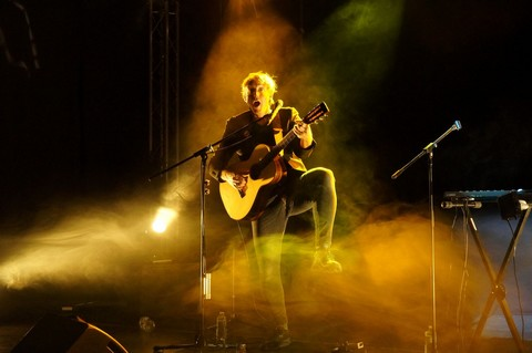Gérald Genty (photos Annick Delperdange)